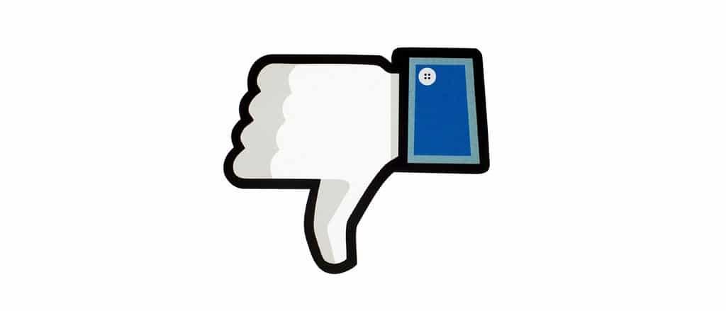 Le « dislike button » de Facebook : une bonne nouvelle pour les marqueteurs !